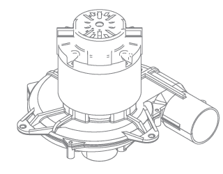 1050 Motor Illustration
