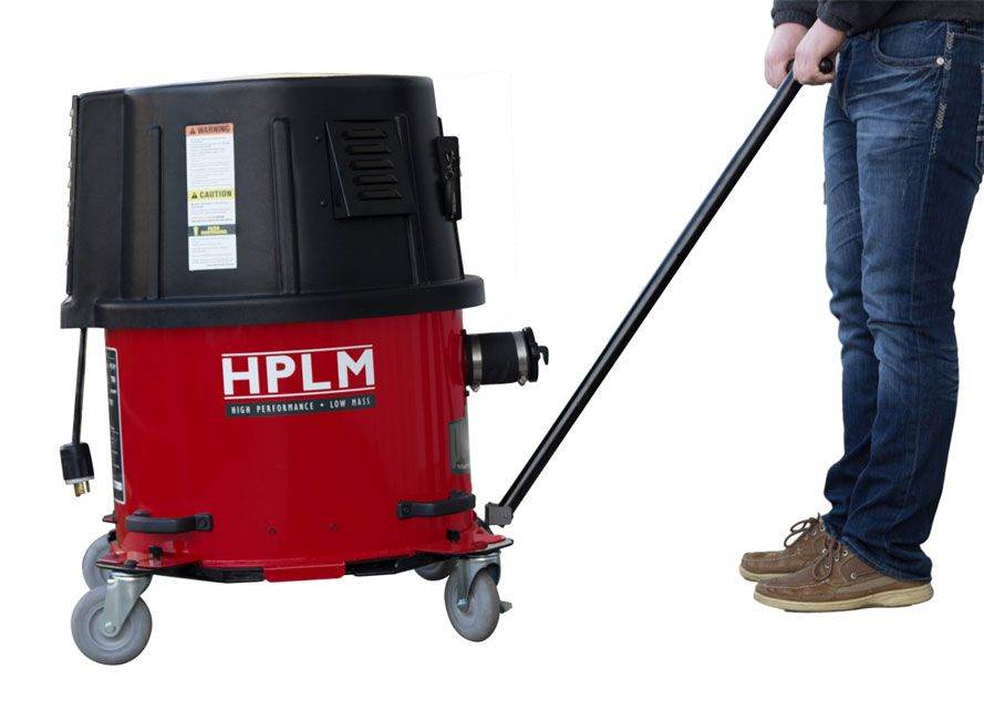 HPLM Series Vacuum Drum T-Handle